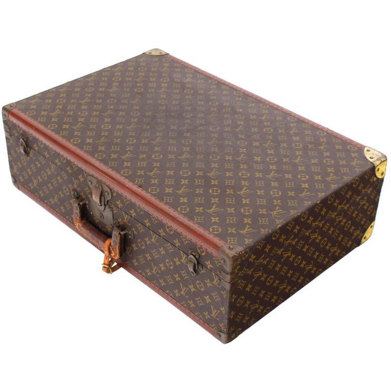 Louis Vuitton Suit Case For Sale
