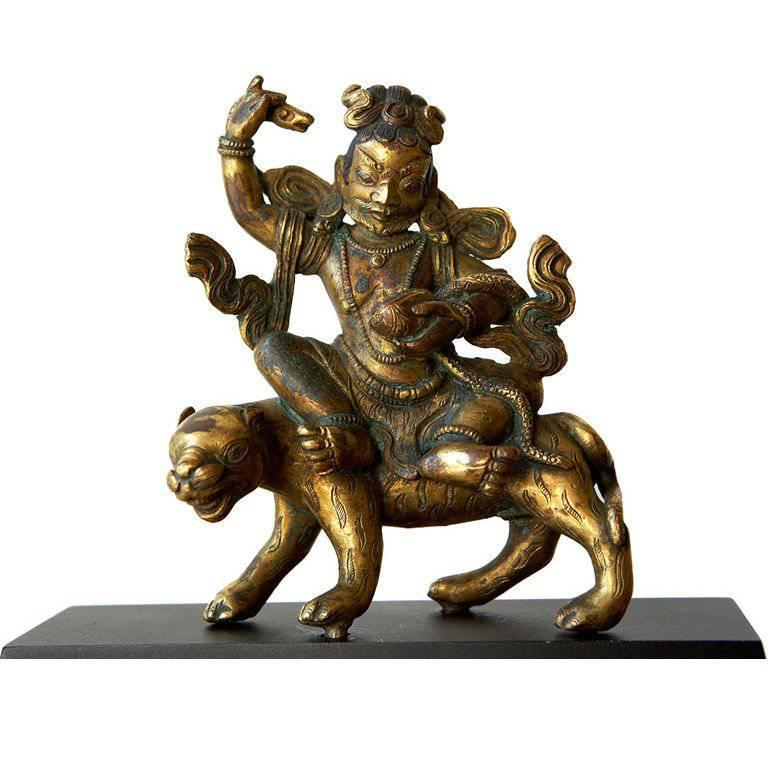 15th Century Mahasiddha For Sale