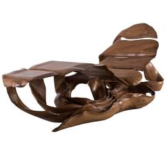 Marc Fish, Laminaria Chaise, UK, 2016