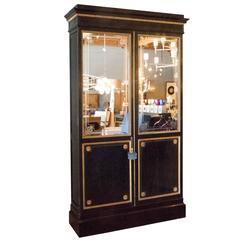 Napoleon III Mirrored Cabinet