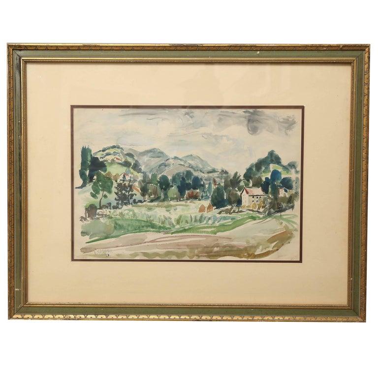 Ricardo Macarrón Painting For Sale