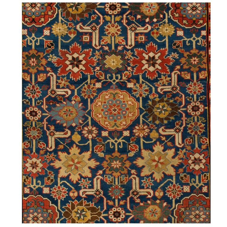 Antique Caucasian Baku Rug Circa 1800 For Sale At 1stdibs