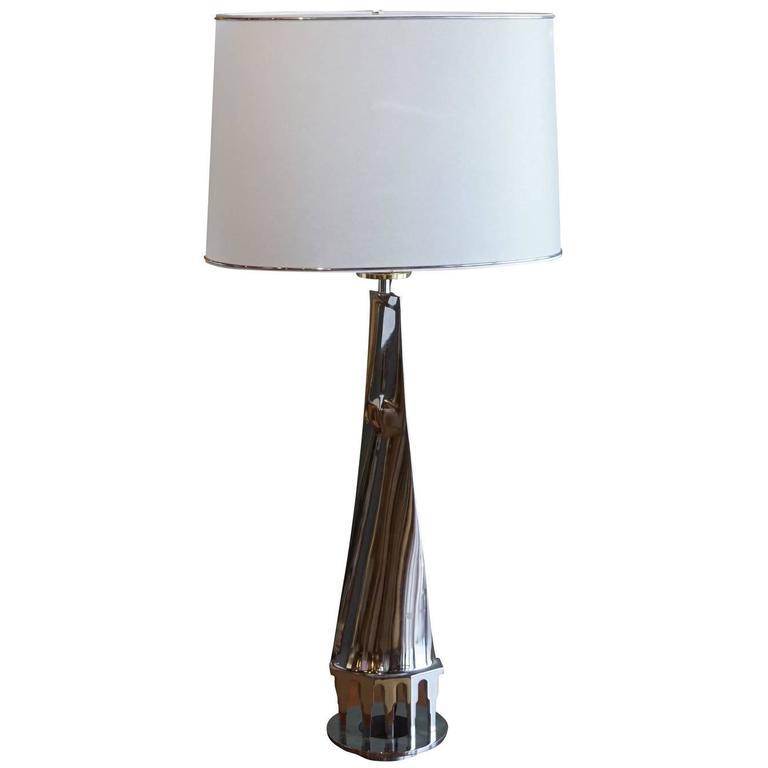 20th Century Florentine Table Lamp
