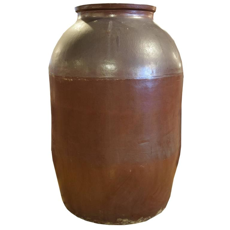 German 1,000 Litre Ceramic Vessel