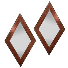 Super Large Diamond Form Mirrors