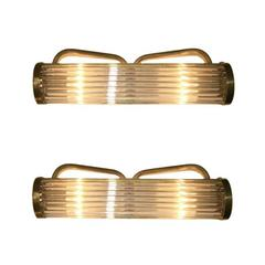 1950s Wall Lights by Venini
