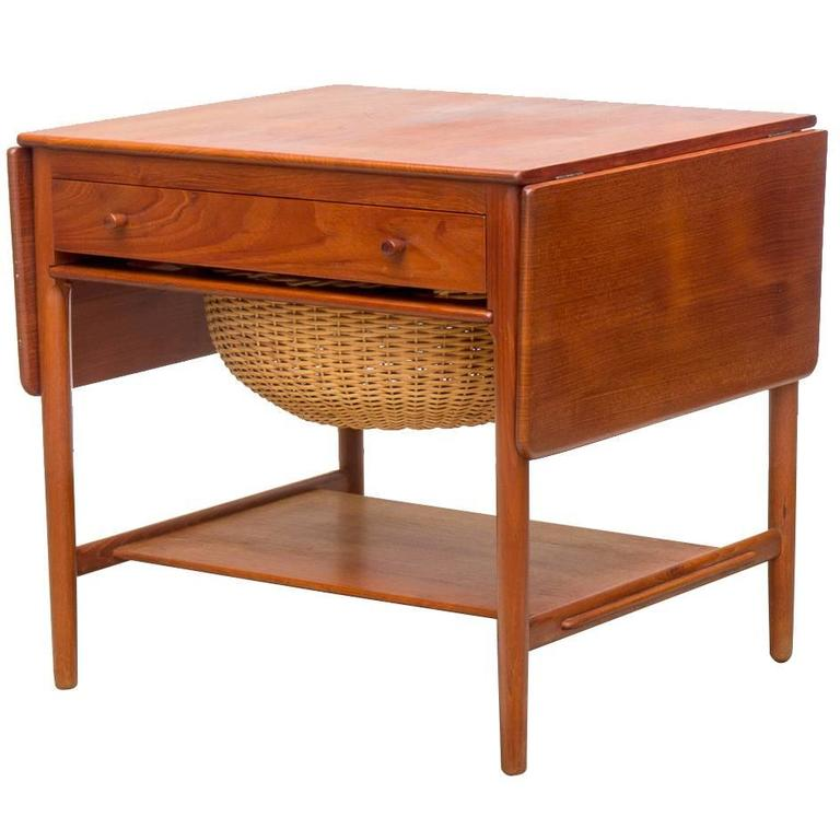 drop sewing machine table