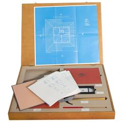 1980, Philippe Starck Design Case for a House to Built