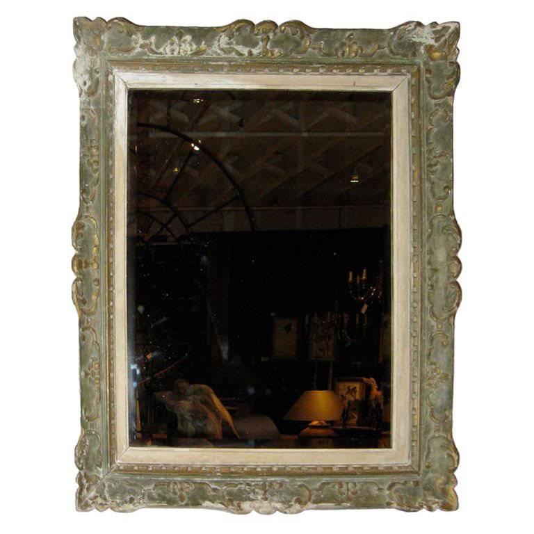 Montparnesse Framed Mirror, France, 1950s