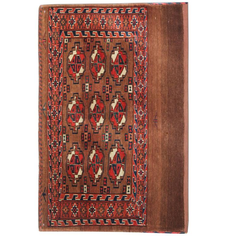 Vintage Mexican Zapotec Pictorial Rug At 1stdibs: Antique Turkman Rugs Yomut For Sale At 1stdibs