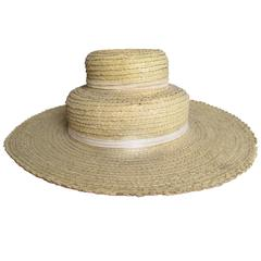 Early Two-Tiered Shaker Hat