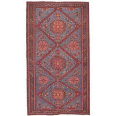 Fabric Caucasian Rugs