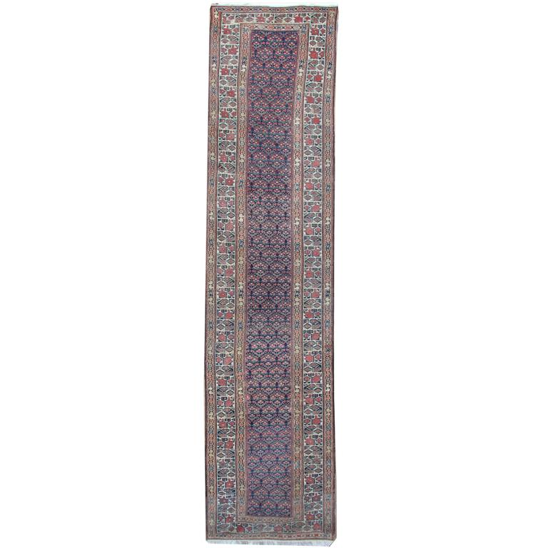 Antique Rugs, Persian Rugs, Bidjar Carpet Runners