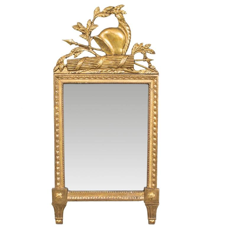 Mirror Giltwood 18th Century France