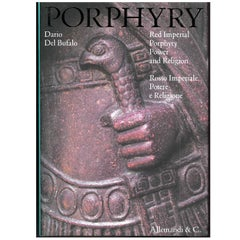 """""""PORPHYRY - Red Imperial Porphyry Power and Religion"""" book"""