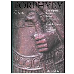 """PORPHYRY - Red Imperial Porphyry Power and Religion"" book"