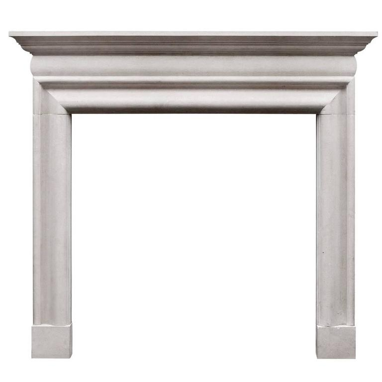 Early Georgian Style Portland Stone Fireplace For Sale At 1stdibs