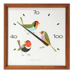 Rare Thermometer by Charley Harper