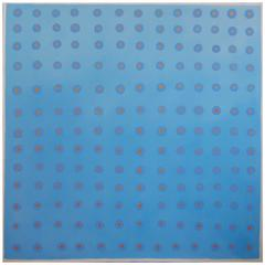Minimalist Abstract Painting by Artist Tina Bluefield