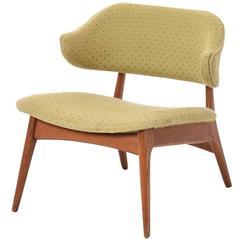 Danish Modern Occasional Lounge Chair