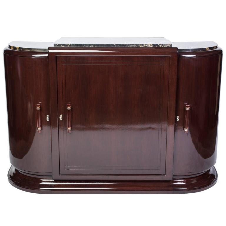 Small French Art Deco Buffet/Sideboard