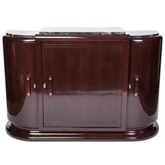 Small French Art Deco Buffet / Sideboard