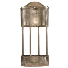 Josef Hoffmann Jugendstil Table Lamp by the historical Wiener Werkstaette