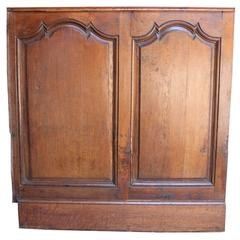 18th Century French Oak Paneling