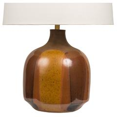 Ceramic Table Lamp by David Cressey for Lightolier