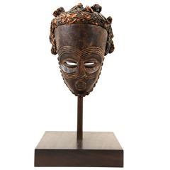 West African Baule Mask