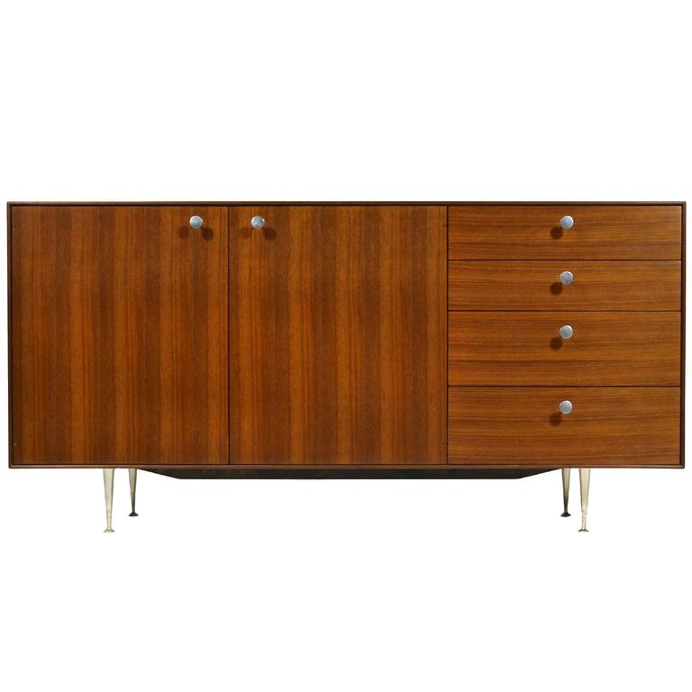 George Nelson Thin-Edge Credenza by Herman Miller 1