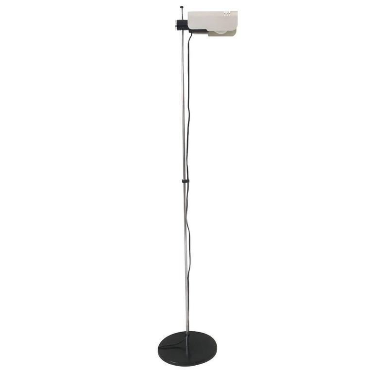 Rare Minimalistic Floor Lamp by Targetti Sankey, 1960s