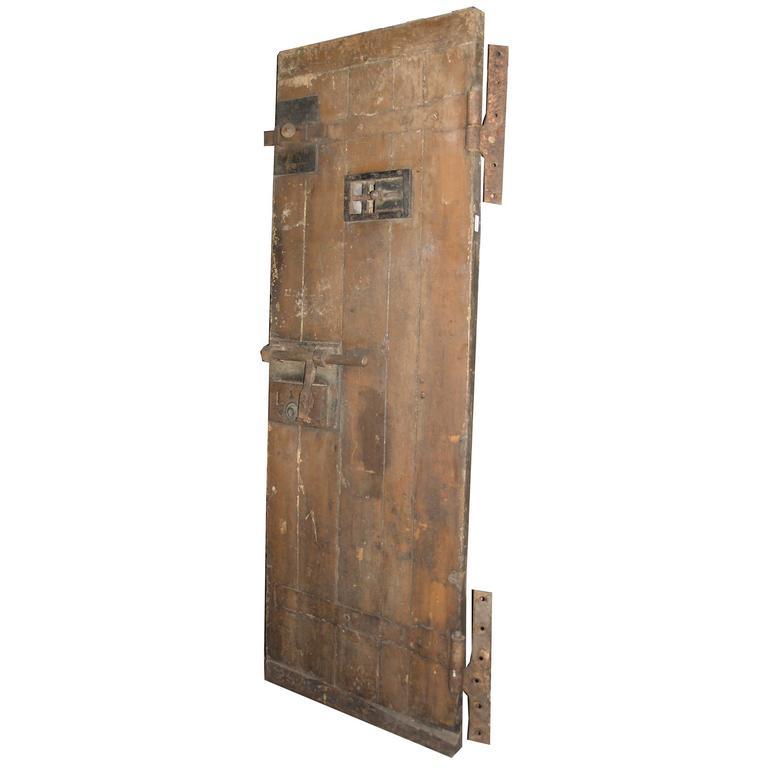 Antique Prison Door - Antique Prison Door For Sale At 1stdibs