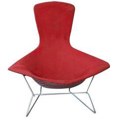 Vintage Mid-Century Knoll Bertoia Bird Lounge Chair
