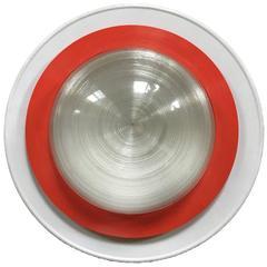 Very Rare Ceiling Light by Italian Designers Boccato, Gigante and Zambusi