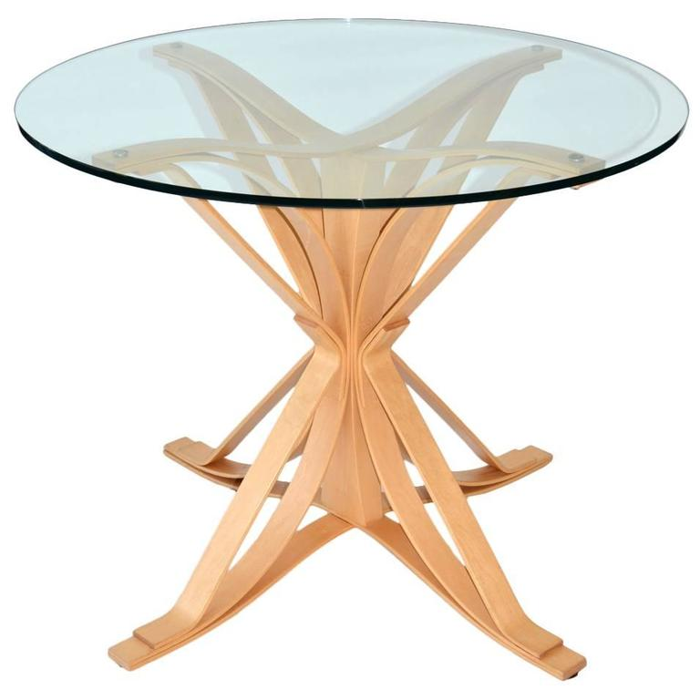 Face Off Table By Frank Gehry For Knoll