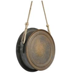 19th Century Japanese Temple Bell