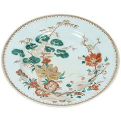 18th Century Chinese Export Charger