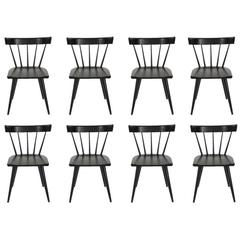 Paul McCobb Planner Group Set of Eight Dining Chairs