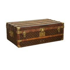 1910 Louis Vuitton Cabin Trunk
