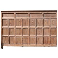 Antique Pine Room Panelling