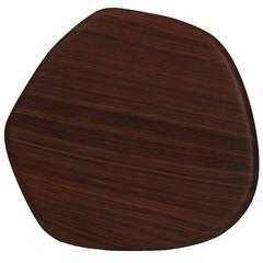 Medium Hexagon Walnut Cutting Board