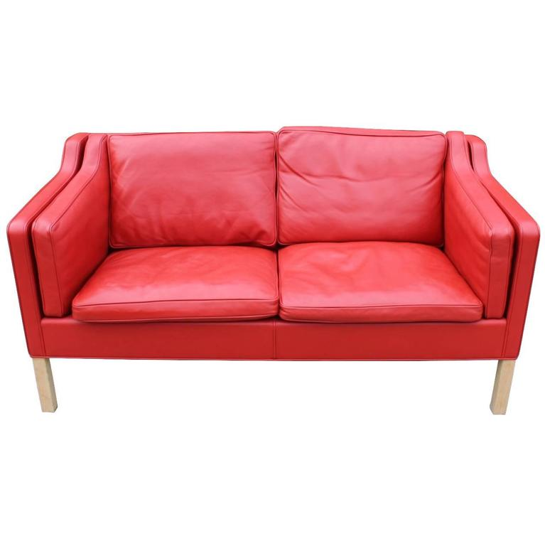 Børge Mogensen Sofa, Model 2212, Fredericia Furniture, 1980s