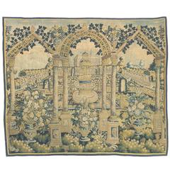 Late 16th Century-Early 17th Century Flemish Tapestry