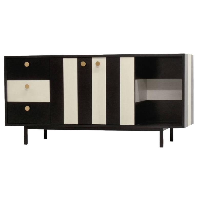 Atocha Design No Wave Credenza or Sideboard For Sale at 1stdibs