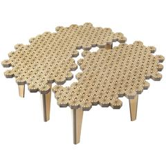 Marg Bamboo Coffee Table