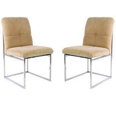 Pair of Cal-Style Side Chairs