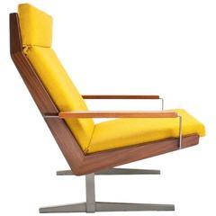 1960s Robbert Parry Pyramide Lotus Easy Chair Dutch Mid-Century Design