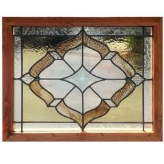American Victorian Cottage Window