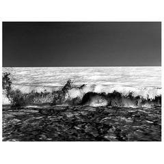 Dark & Stormy B & W Photograph by Jeffrey Rothstein